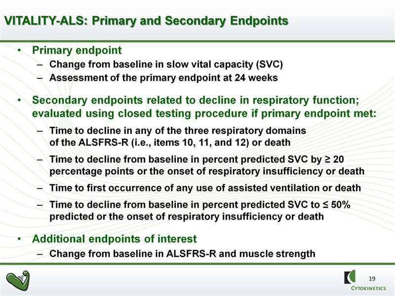 IMAGE 5 Primary and Secondary Endpoints